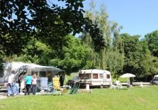 Les caravanes et camping cars